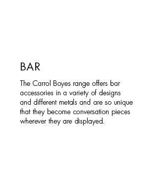 Bar text